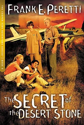 9781400305742: The Secret of the Desert Stone (The Cooper Kids Adventure Series #5)