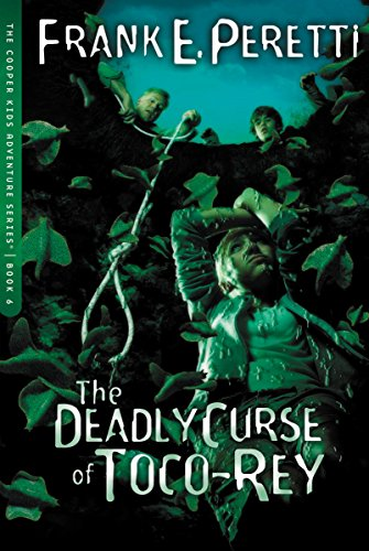 9781400305759: The Deadly Curse of Toco-Rey (The Cooper Kids Adventure Series #6)