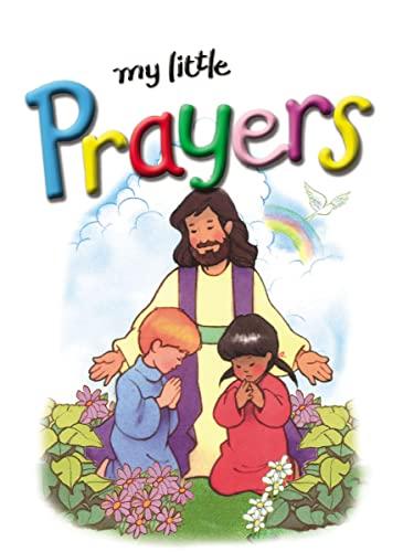 9781400306480: My Little Prayers (My Little Bible)