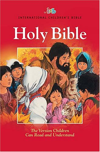 9781400306930: Holy Bible: International Children's Bible, Foil Edged