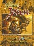 9781400308118: The Gospel Of John: The Illustrated International Childrens Bible (The Illustrated ICB Bible)