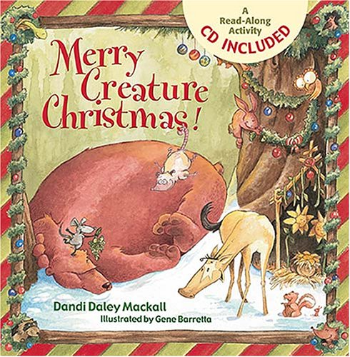 9781400308231: Merry Creature Christmas
