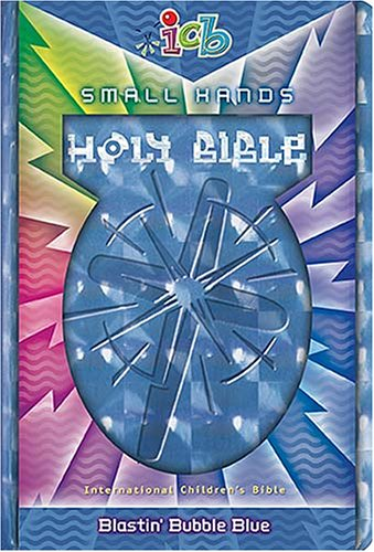9781400308248: Holy Bible: International Children's, Blastin Bubble Blue