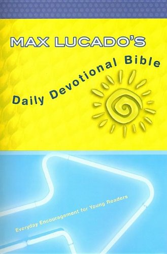 9781400308279: Daily Devotional Bible: Everyday Encouragement for Young Readers