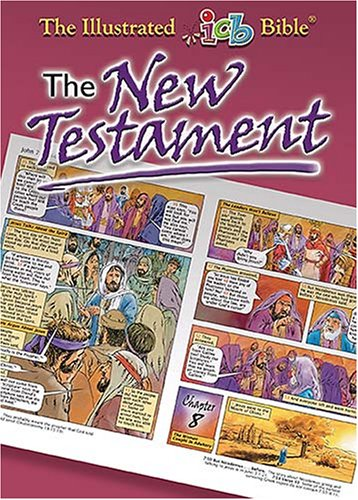9781400308316: Illustrated Bible: Complete New Testament