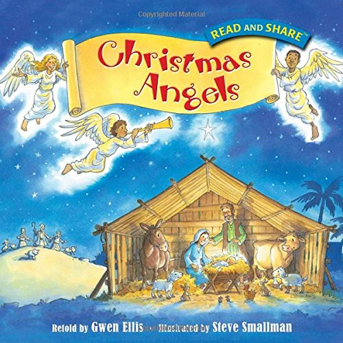Christmas Angels: Read and Share: Ellis, Gwen
