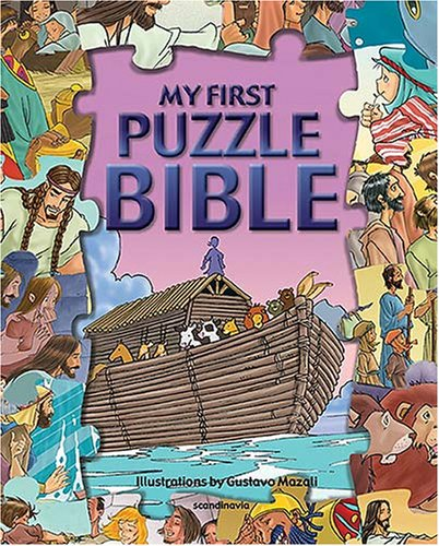 9781400309757: My First Puzzle Bible