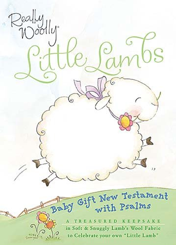 9781400309764: Really Woolly Little Lambs Bible: Baby New Testament (Imitation Leather Gift Edition)