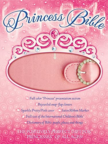 Princess Bible: Pink - International Children's Bible (Compact Kids) (1400309875) by Thomas Nelson
