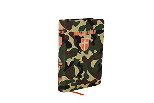 9781400310357: Compact Kids Bible: Green Camo