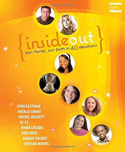 InsideOut: Our Stories, Our Faith in 40 Devotionals (1400310970) by Thomas Nelson