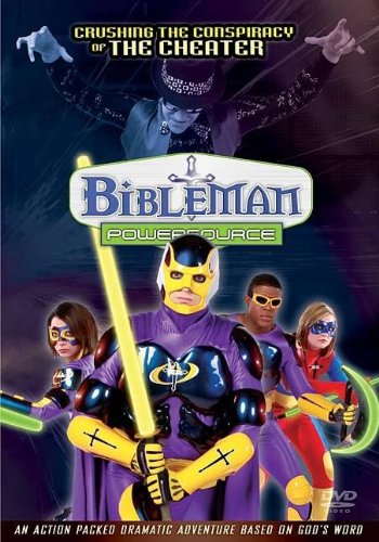 9781400310982: Bibleman Powersource: Crushing the Conspiracies of the Cheater