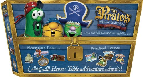 The Pirates Who Don't Do Anything-A VeggieTales Movie: VBS Superkit: Big Idea