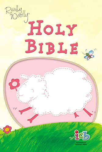 9781400312221: Really Woolly Holy Bible: Children's Edition - Pink