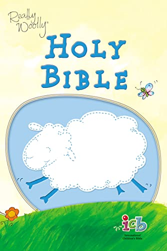9781400312238: Really Woolly Holy Bible: Children's Edition - Blue
