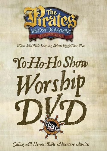 9781400312429: Yo-Ho-Ho Show Worship DVD