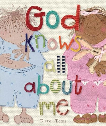 9781400312757: God Knows All about Me