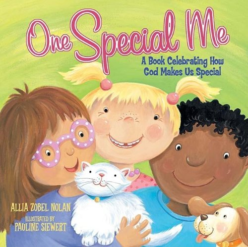 9781400312801: One Special Me: A Book Celebrating How God Makes Us Special