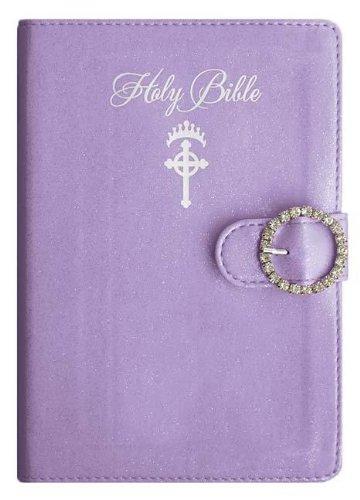 Princess Bible: Lavender - New King James Version: Thomas Nelson