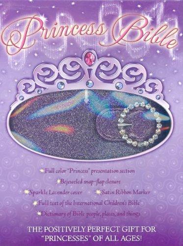 9781400313020: Princess Bible: Lavender - International Children's Bible