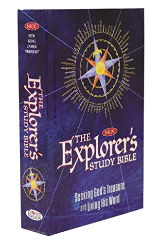 9781400313259: The Explorer's Study Bible: Seeking God's Treasure and Living His Word