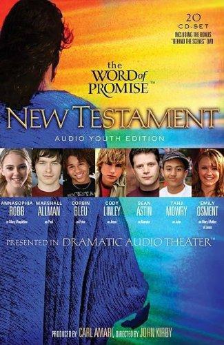 Word of Promise Next Generation - New Testament: Dramatized Audio Bible: Thomas Nelson