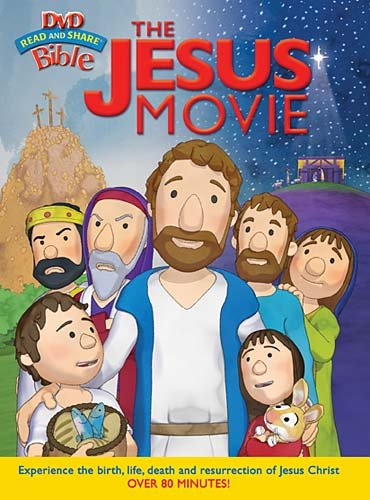 The Jesus Movie: Read and Share DVD Bible: Thomas Nelson