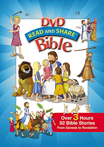 9781400314713: Read and Share DVD Bible Box Set