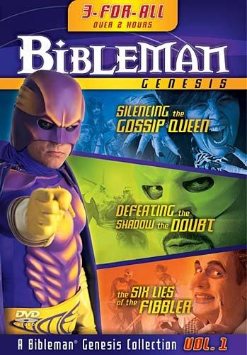 9781400315864: Bibleman Genesis 3-For-All