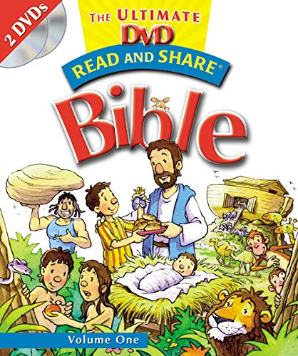 9781400316137: Read and Share: The Ultimate DVD Bible Storybook - Volume 1