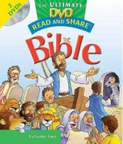 9781400316144: Read and Share Bible: More Than 100 Best-Loved Bible Stories