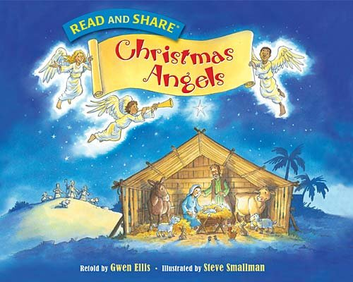 9781400316502: Christmas Angels (Read and Share (Tommy Nelson))