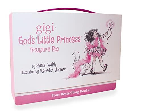 4-in-1 Treasure Box Set (Gigi, God's Little Princess): Walsh, Sheila