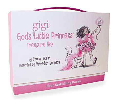 9781400316571: 4-in-1 Treasure Box Set (Gigi, God's Little Princess)