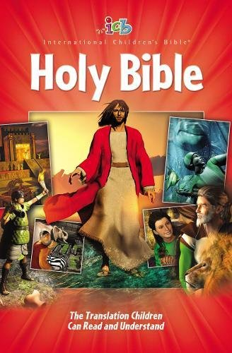 9781400316663: International Children's Bible: Big Red Holy Bible