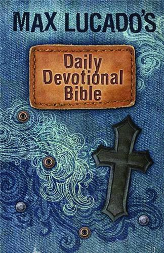 9781400316847: Max Lucado's Children's Daily Devotional Bible: Everyday Encouragement for Young Readers