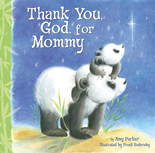 9781400317073: Thank You, God, For Mommy
