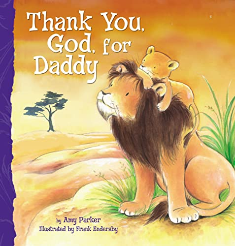 9781400317080: Thank You, God, For Daddy