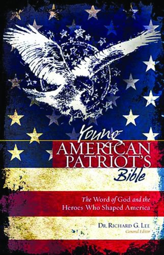 9781400318124: Young American Patriot's Bible: New King James Version