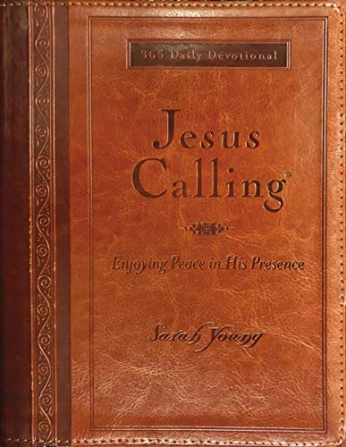 9781400318131: Jesus Calling: Enjoying Peace in His Presence: Devotions for Every Day of the Year