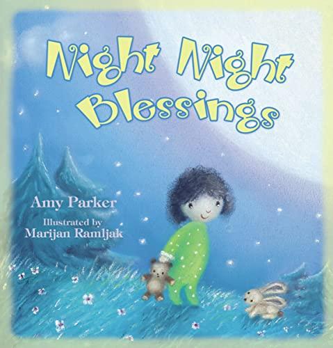 Night Night Blessings: Amy Parker, Marijan
