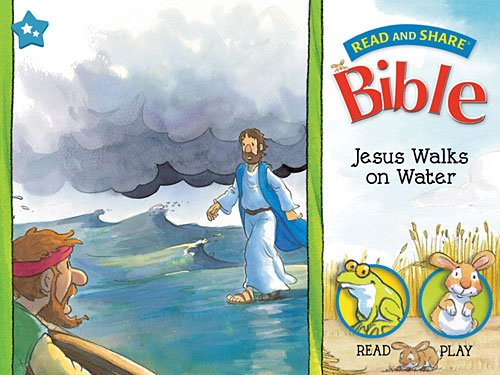 Jesus Walks on Water (1400319161) by Thomas Nelson