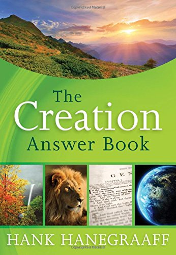 9781400319268: The Creation Answer Book