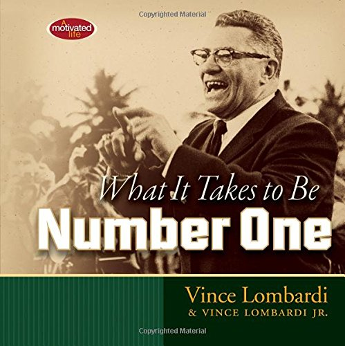 9781400319978: What it Takes to be Number One HB