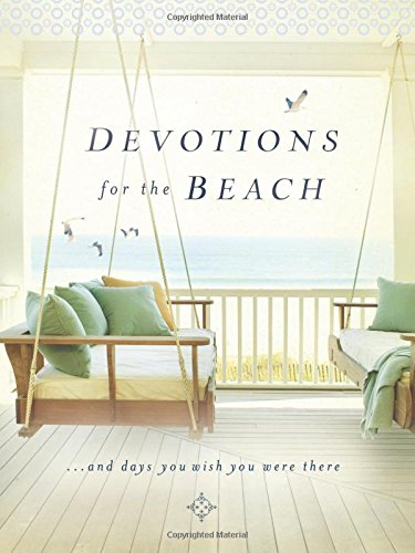 9781400320301: Devotions for the Beach and Days You Wish You Were There