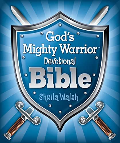 9781400320400: God's Mighty Warrior Devotional Bible