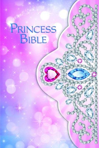 9781400320639: Princess Bible-ICB-Tiara Magnetic Closure