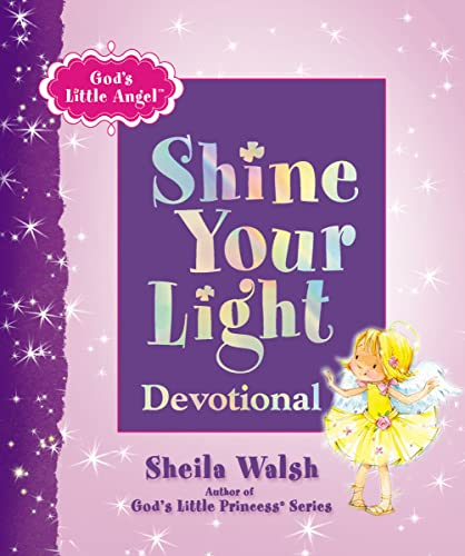 9781400320691: God's Little Angel: Shine Your Light Devotional