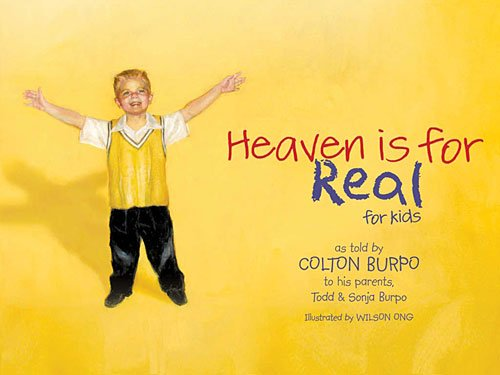 9781400320738: Heaven Is for Real for Kids: A Little Boy's Astounding Story of His Trip to Heaven and Back