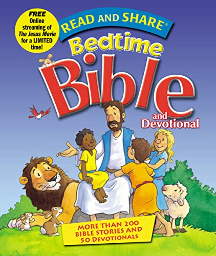 9781400320837: Read and Share Bedtime Bible and Devotional